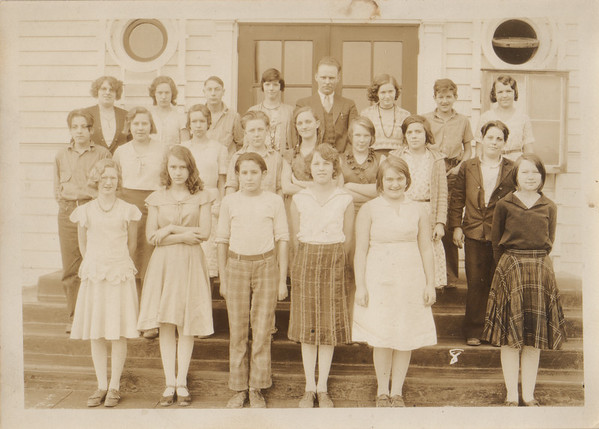 White Clover Grange Historical Photos
