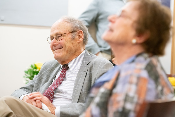 2019: Dr. Nathan's Birthday Celebration