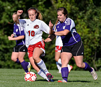 JD Girls Soccer Images