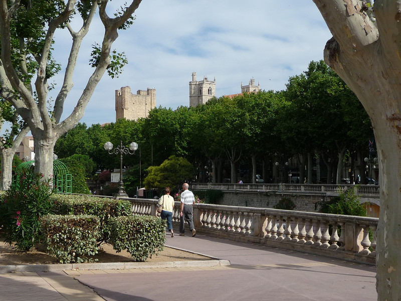 Location - Narbonne