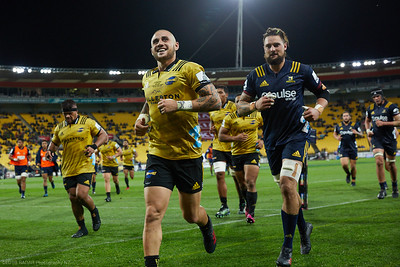 20180324 - Hurricanes vs Highlanders