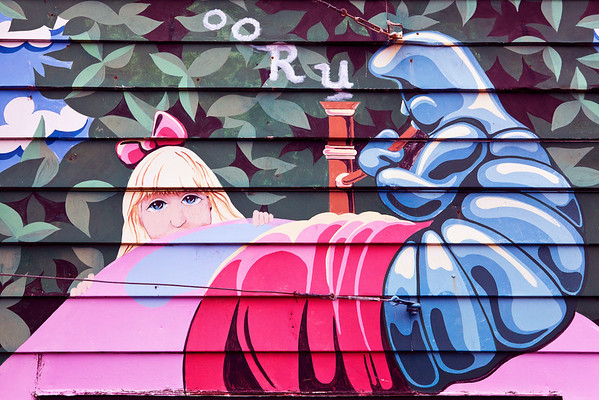 Oregon Murals