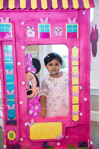 Dhiya Senthil 2nd Birthday