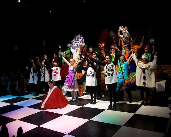 Fall Play - Alice In Wonderland