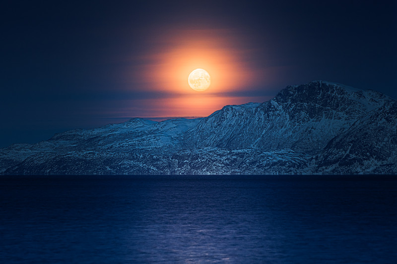 POLAR NIGHT MOON