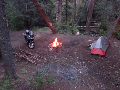 Northern NM AT Ride & Camp Trip  August 9-10, 2020