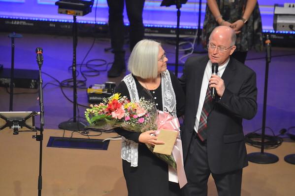 John Baldwin - Three Decades of Ministry @ First