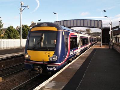 Camelon Station / Scotland   13/11/07