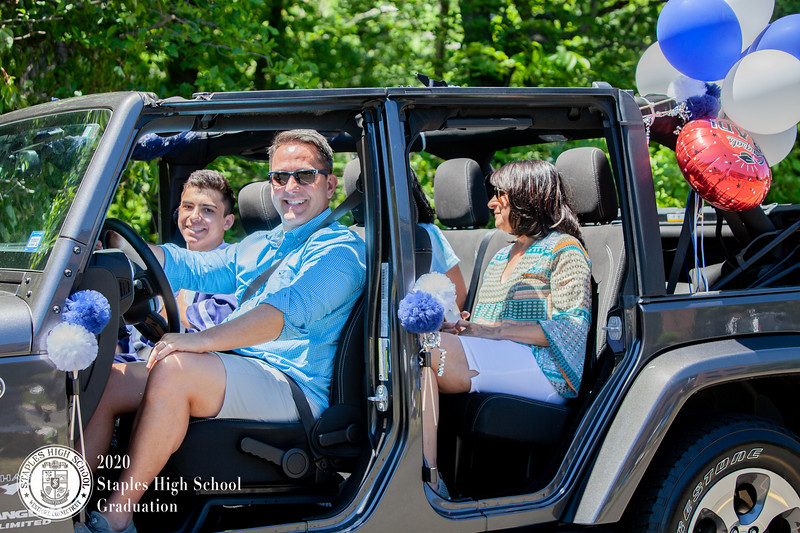 Dylan Goodman Photography - Staples High School Graduation 2020-426.jpg