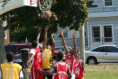 2007 Basketball Games