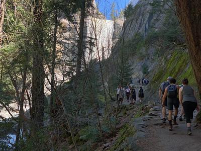 2019 0202 Vernal Falls Trail