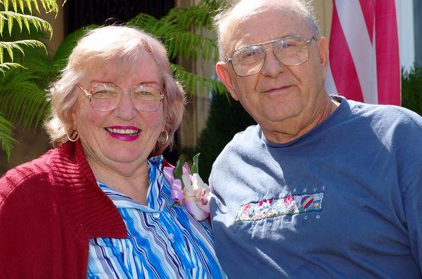 Al and Donna's 50th Wedding Anniversary