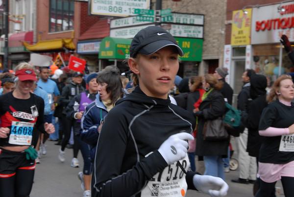 2006 Chicago Marathon, 12:05:40 - 12:32:36