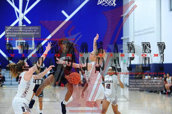 Bedford Academy (NY) Girls Varsity Basketball 12-13-19 | She Got Game