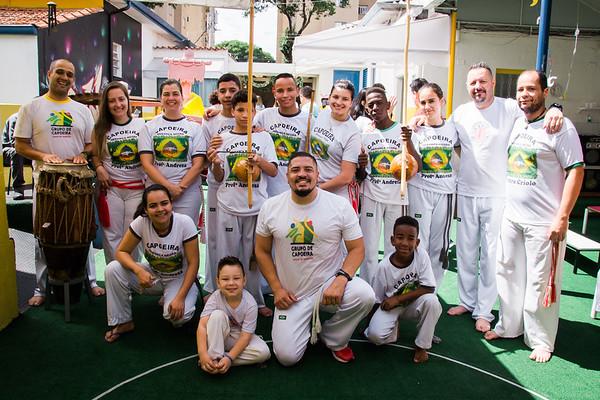 Apresentação Capoeira Jardim II