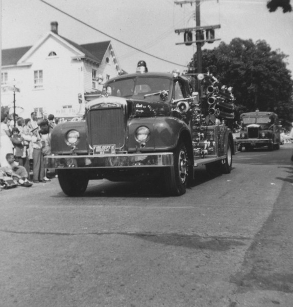 Gaithersburg, MD Labor Day Parade Sept. 1959