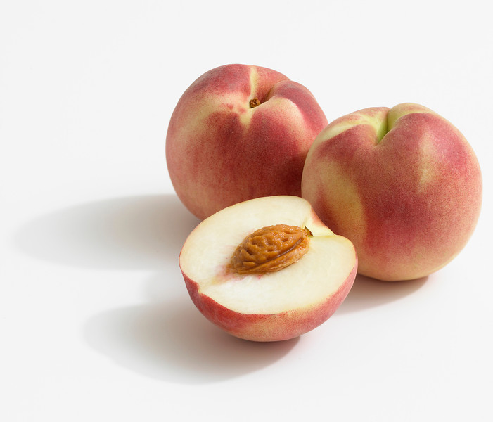 Ice Princess White Peach
