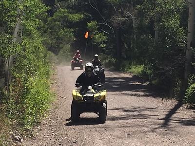 Riding Utah's Paiute ATV Trail