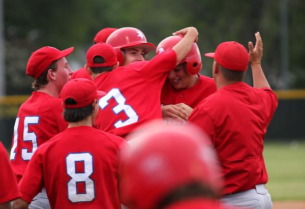 Dulles Sophmore Baseball 3-28-08