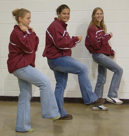SN Cross Country Team 2005