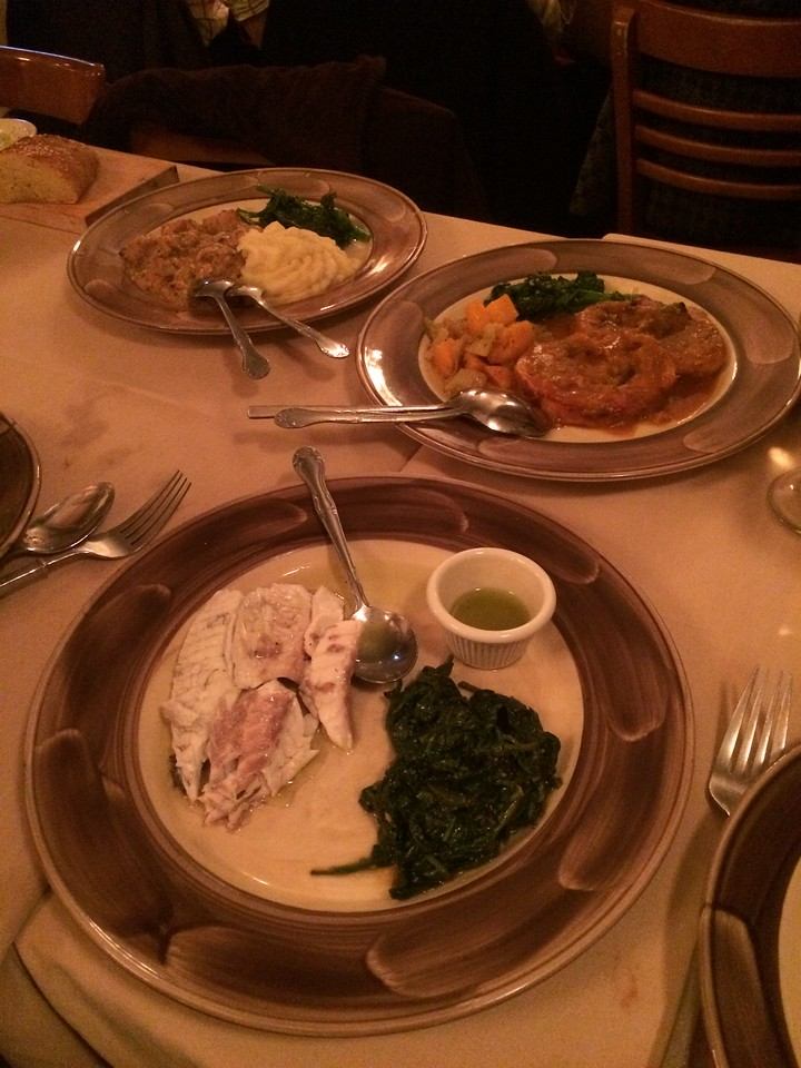 Philadelphia 2015 Sapori dinner