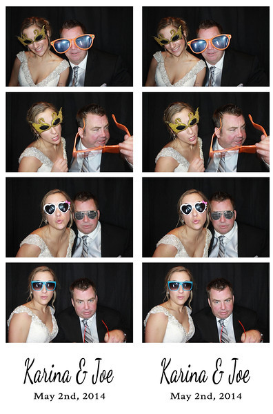 Karina & Joe May 2 2014