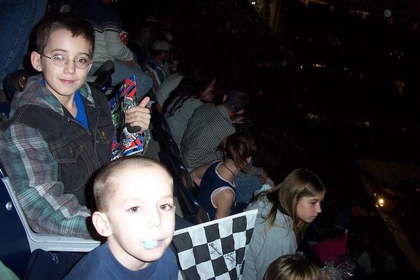 Monster Truck Jam Jan 2005