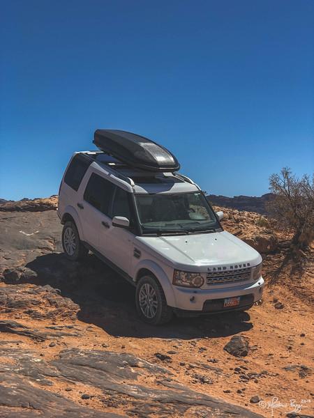 Moab, Utah - Fins and Things