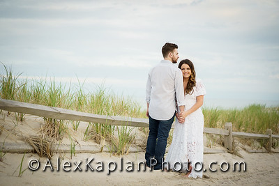 Engagement Session at Long Beach Township, New Jersey