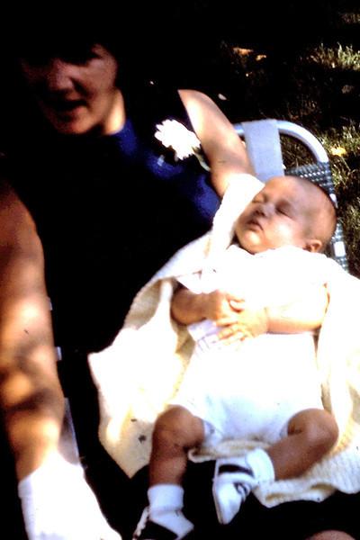 Baptism - 2 months