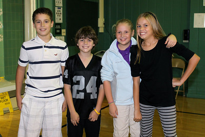 10/14/2011 - Safety Patrol Induction