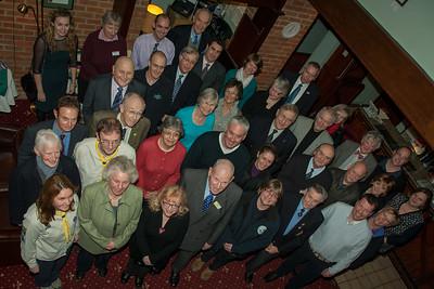Aylsham Show Charity Presentations