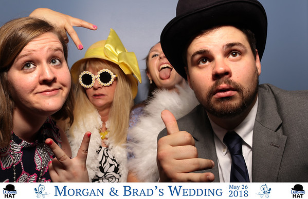 Morgan & Brad's Wedding