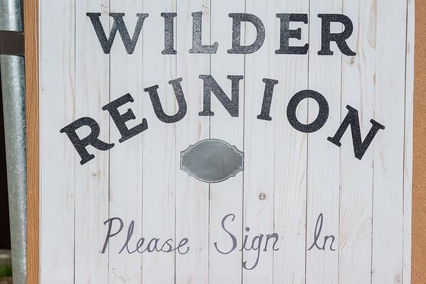 2017 Wilder Family Reunion