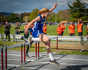 Vergennes Middle School Track 2021
