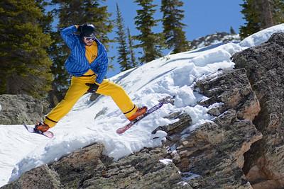 Snowblade Extremes