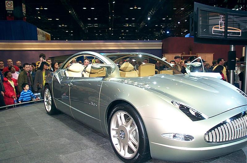 Concept car: Buick Cielo