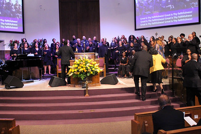 Pastor Cosby's 15th Anniversary Sunday Service