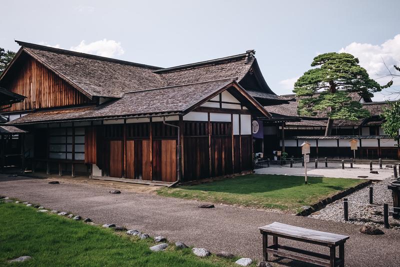 Takayama Jinya governor's office