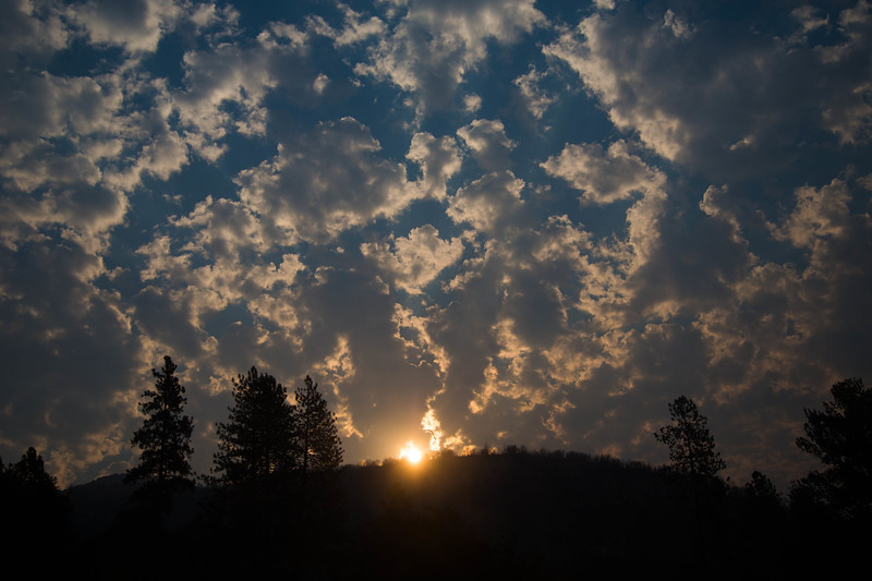 Rogue Valley sunrise
