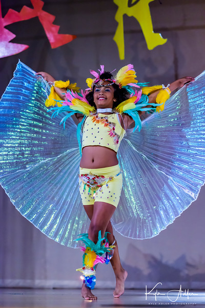 Carnaval SF Youth Royalty Competition 2019