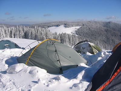 Wintercamp 2011, Turbacz, Poland
