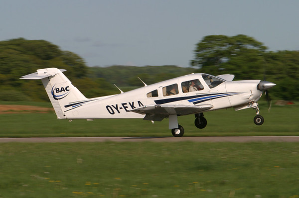 OY-EKA - Piper PA-28RT-201T Turbo Arrow IV