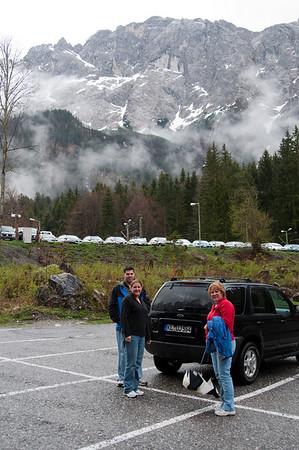 Zugspitze Mountain - Germany