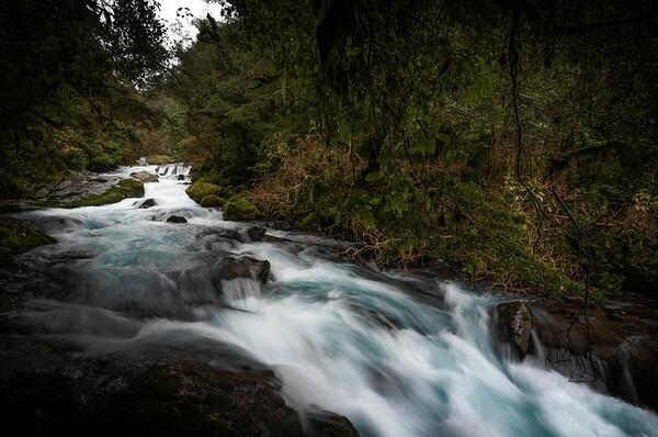 Marian Falls, Marian Lake Track