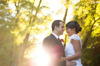 Keith & Janine's Wedding