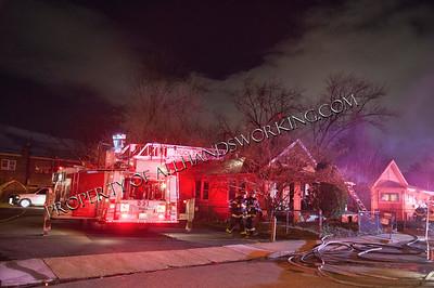 Baltimore fires