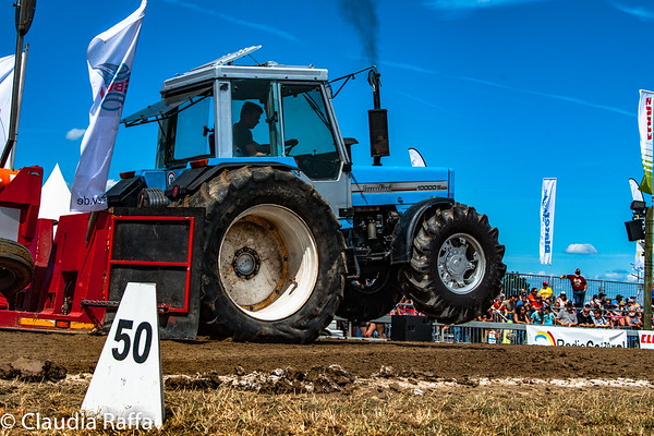 Tractorpulling - 11. August 2018