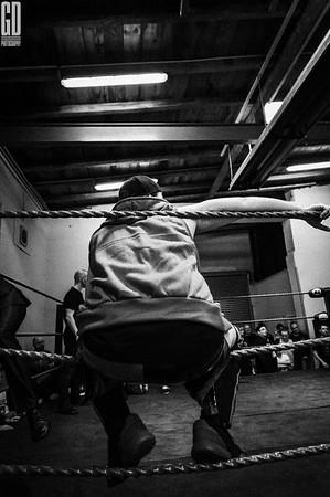 Justin Joy & Dynamite Dave vs Benjamin van Es & Danny Sparks