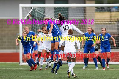 Sounders Women vs Issaquah Gunners Soccer
